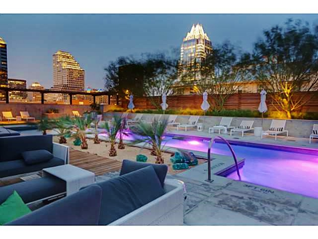 W Hotel And Residences Live In The Sky Austin