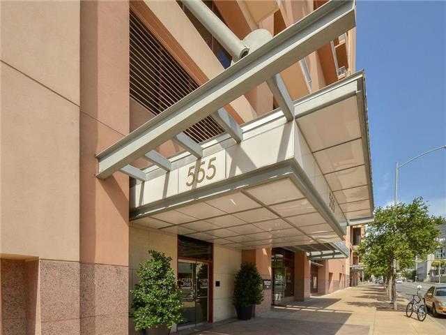 555 entrance