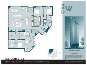 C3 Floor Plan