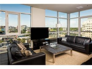 Gorgeous corner unit with wrap around balcony, faces north and e
